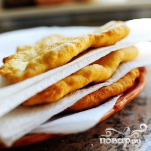 Хлеб индийский - фото шаг 7