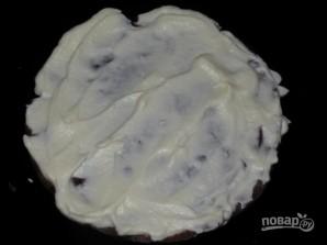 Блинный торт со взбитыми сливками - фото шаг 14