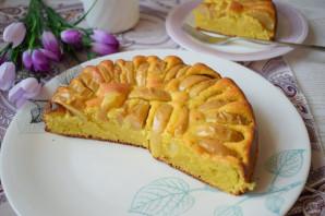 Яблочный пирог по старинному рецепту - фото шаг 8