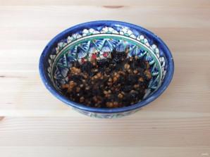 Кокосовое печенье с фруктовой начинкой - фото шаг 5