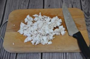 Куриный суп по Дюкану - фото шаг 4