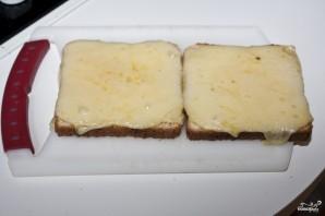 Тосты с сыром - фото шаг 4