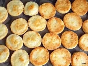 Коктейльное сырное печенье - фото шаг 8