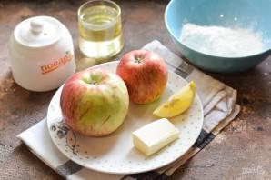 Жареные яблоки по-французски - фото шаг 1