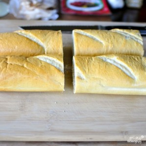 "Бутерброд ""Субмарина"" - фото шаг 6"