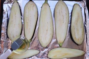 Баклажаны в ореховом соусе - фото шаг 3