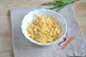 Слойки с сыром из готового слоеного теста - фото шаг 2