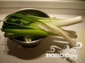 Картофельный суп с луком-порей - фото шаг 3