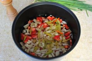 Овощной суп в мультиварке - фото шаг 6
