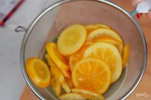 Апельсины в шоколаде - фото шаг 3
