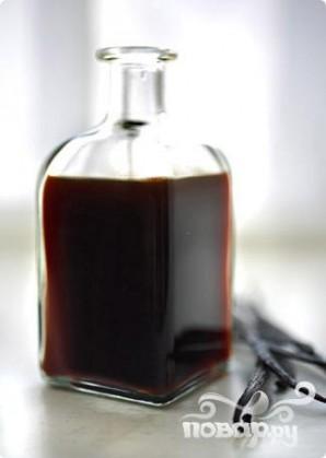 Витаминный напиток из персика и черники - фото шаг 3