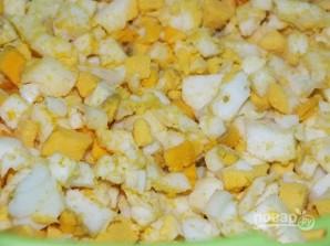 Салат из вареных яиц - фото шаг 1