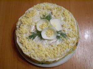Кабачковый торт - фото шаг 12
