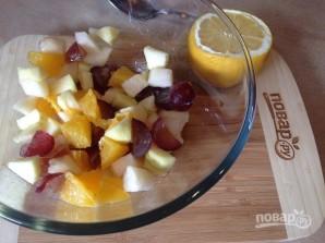 Фруктовый салат с кускусом - фото шаг 5