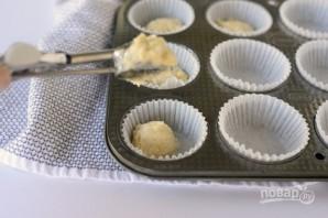 Маффины на сливочном сыре - фото шаг 4