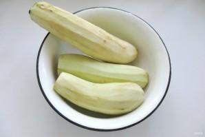 Закуска из баклажанов с помидорами на зиму - фото шаг 1