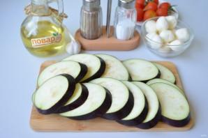 Сицилийский салат с баклажанами - фото шаг 2