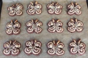 """Печенье """"Бабочки"""" - фото шаг 16"""