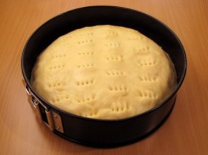 Пирог с луком и сыром - фото шаг 11