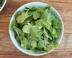 Салат из жареных грибов - фото шаг 6