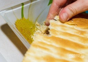 """Торт с готовыми коржами """"Наполеон"""" - фото шаг 3"""