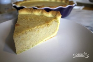 Пирог с начинкой из фасоли - фото шаг 9