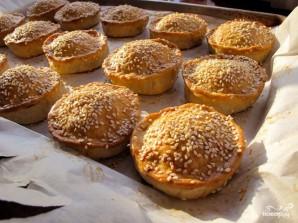 Маленькие пирожки для фуршета - фото шаг 10