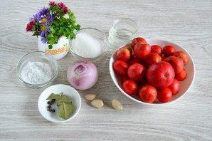 Помидоры в желатине без стерилизации - фото шаг 1