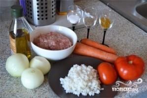 Тефтели с морковью - фото шаг 1