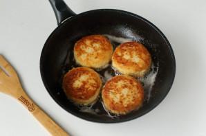 Котлеты из картофеля в мундире - фото шаг 7