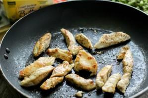 Курица с рисом по-итальянски - фото шаг 1