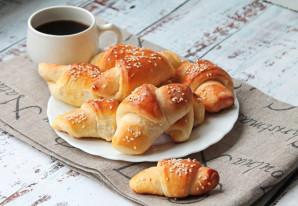 Рогалики в хлебопечке - фото шаг 12