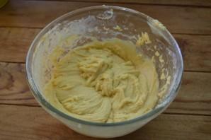 Пирог с миндалем и вишней - фото шаг 2