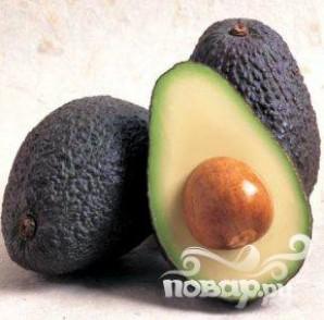 Заправка для салатов с авокадо - фото шаг 1
