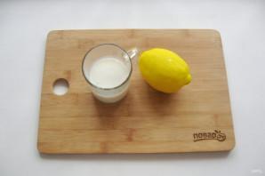 Домашний сыр из магазинного молока - фото шаг 1