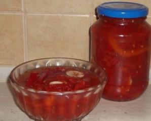 Лечо (помидорное) - фото шаг 11