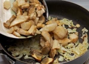 Грибной суп из замороженных грибов   - фото шаг 4