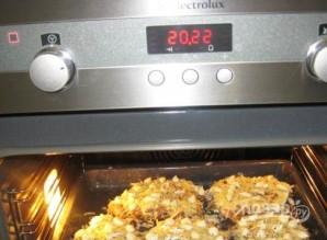 Мясо с грибами и сыром - фото шаг 15