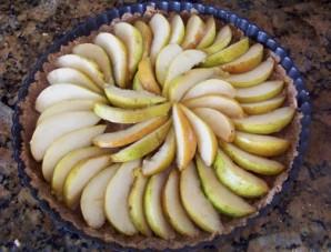 Грушевый пирог без глютена - фото шаг 4