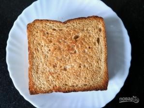 Сэндвич с салатом из курицы - фото шаг 6