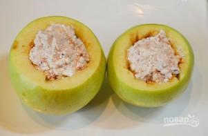 Лучший рецепт печеного яблока с джемом - фото шаг 5