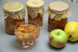Варенье из айвы с яблоками - фото шаг 9