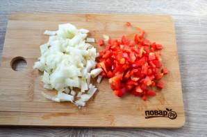 Куриные шейки с картошкой - фото шаг 4