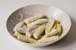 Хрустящие баклажаны в кисло-сладком соусе - фото шаг 5
