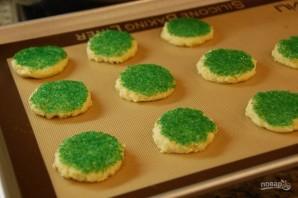 Простое сахарное печенье - фото шаг 3