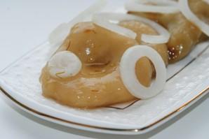 Маслята, соленые в бочке - фото шаг 3