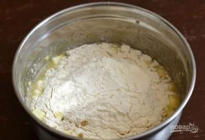 Овсяный пирог с фруктами - фото шаг 4