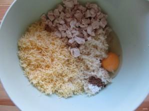 Картофельные ньокки с курицей и сыром - фото шаг 4