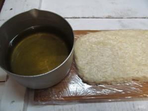 Рисовые палочки с апельсиново-медовым соусом  - фото шаг 7