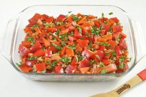 Баклажаны с мясом и овощами - фото шаг 11